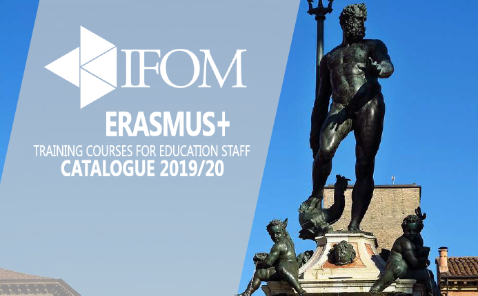 Erasmus Training Course Catalogue 2018-2019