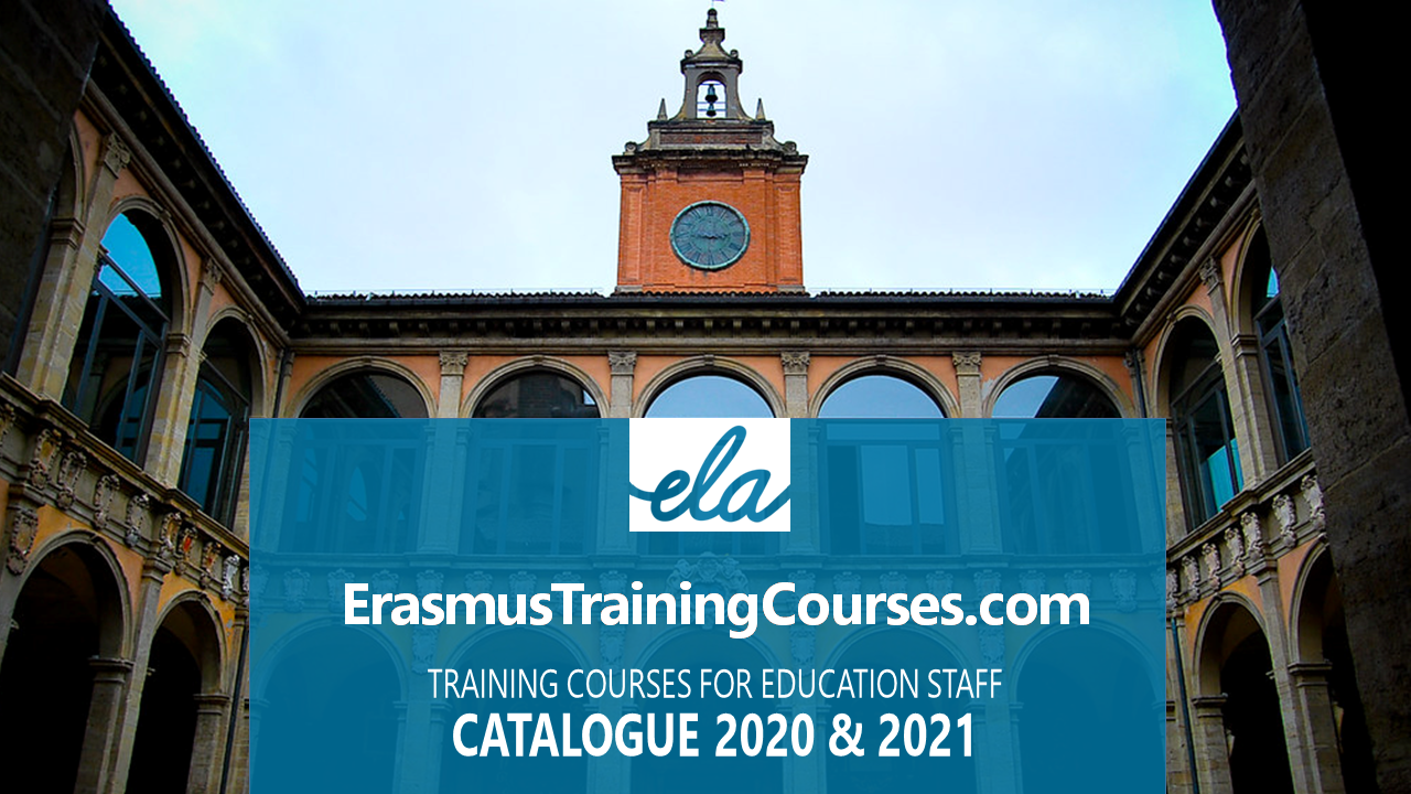 2020 - 2021 Erasmus plus KA1 teacher training courses